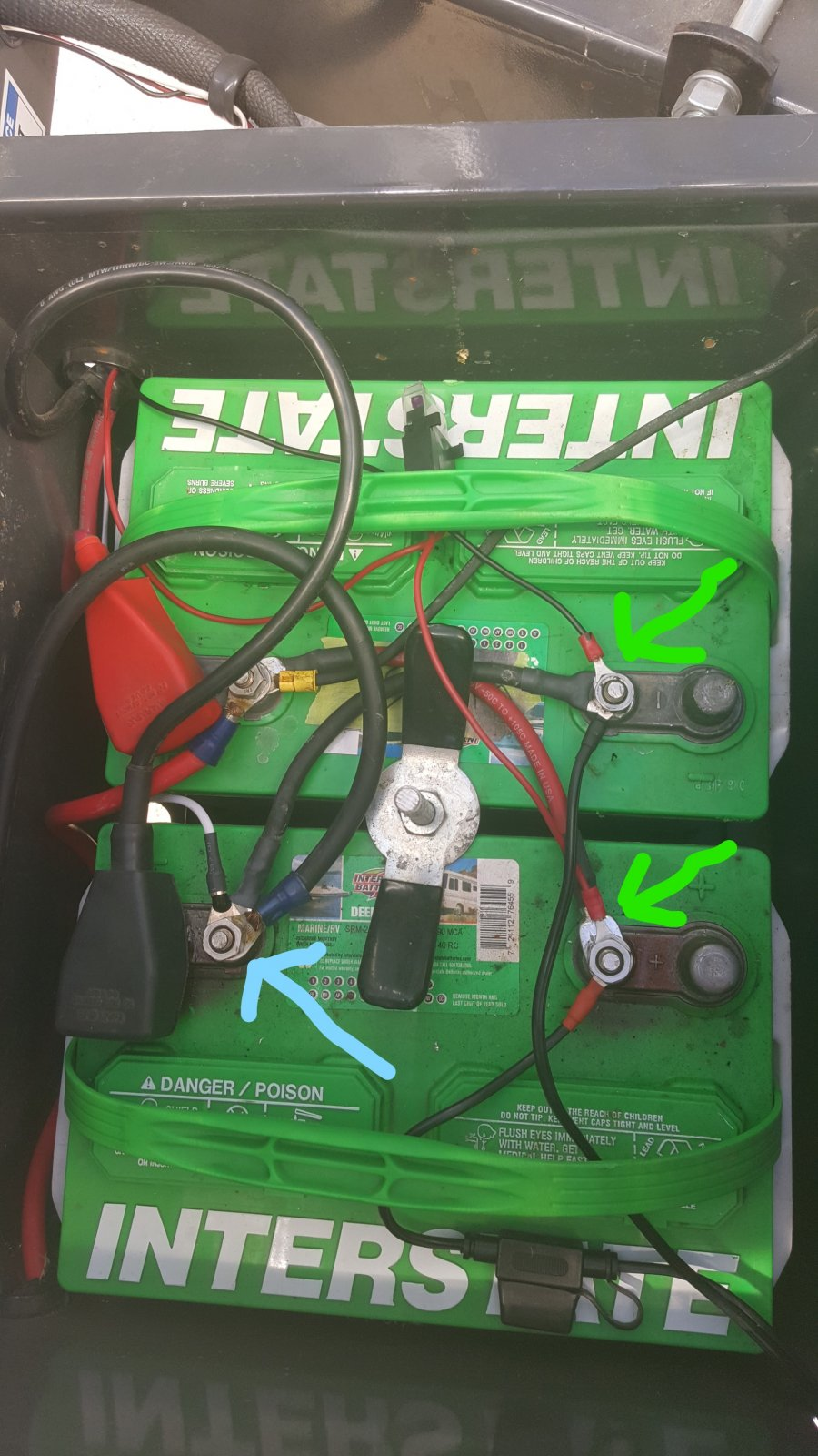 Click image for larger version  Name:New Battery connections 20171008.jpg Views:221 Size:218.1 KB ID:296579