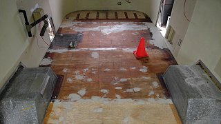 Click image for larger version  Name:Floor Leveled Looking Forward.jpg Views:85 Size:446.1 KB ID:297274