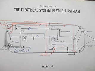 airstream camper wiring diagram 120v wiring diagram airstream forums  120v wiring diagram airstream forums
