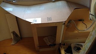 Click image for larger version  Name:Cabinet face with cardboard counter template.jpg Views:43 Size:146.3 KB ID:299860