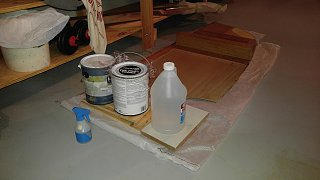 Click image for larger version  Name:Straightening the Bottom of the Kitchen-Bed Wall.jpg Views:74 Size:369.2 KB ID:301838