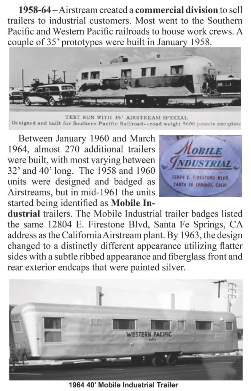 1957 Airstream Southern Pacific Line ED-303 - Airstream Forums