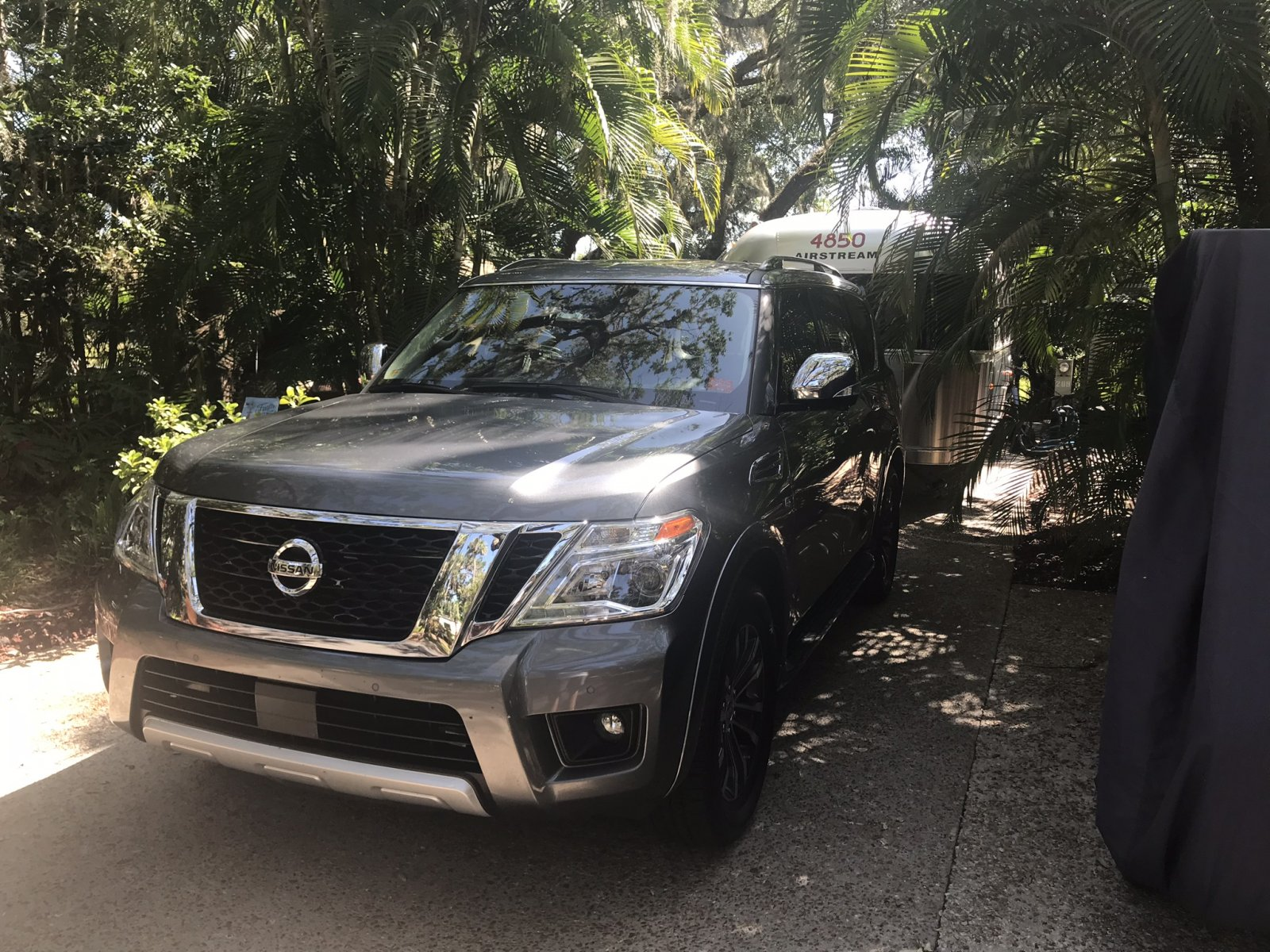 New 2018 Nissan Armada tow vehicle - Airstream Forums