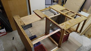 Click image for larger version  Name:Stripping the Kitchen Base Cabinet.jpg Views:49 Size:485.4 KB ID:310991