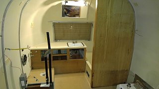 Click image for larger version  Name:Test Fit of Bath Wall.jpg Views:59 Size:320.7 KB ID:312119