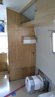 Click image for larger version  Name:Bed-Bath Wall Installed.jpg Views:57 Size:361.7 KB ID:312774