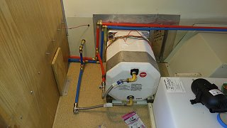 Click image for larger version  Name:Some More PEX Installed.jpg Views:63 Size:416.3 KB ID:313464
