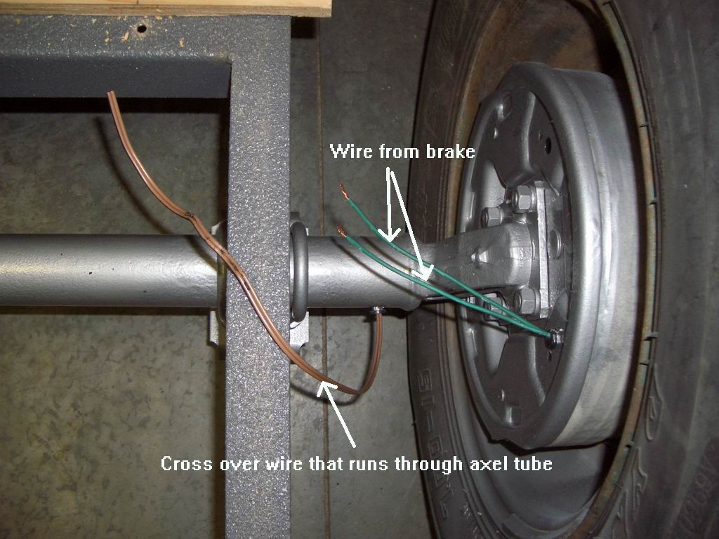 wiring diagram for dexter electric brakes choice image