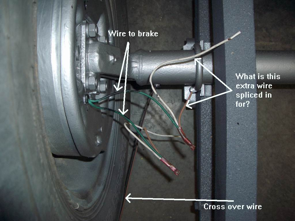 dexter electric brakes wiring diagram wiring diagram wiring directions for dexter s trailer axle brakes ehow
