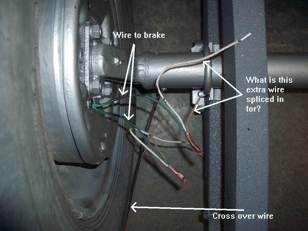 Dexter Trailer Brakes Wiring Diagram