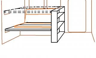 Click image for larger version  Name:Dinette mod... desk bed bunks and seating.png Views:121 Size:18.4 KB ID:318430