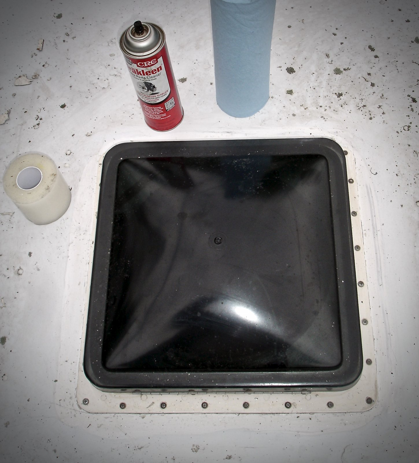 Which sealant should I use? - Airstream Forums