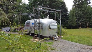 Click image for larger version  Name:Trailer ready for shell removal.jpg Views:135 Size:253.6 KB ID:331915