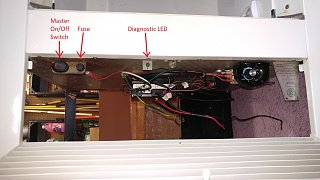 Click image for larger version  Name:Fridge Switch, Fuse, and Diagnostic LED.jpg Views:38 Size:359.0 KB ID:355999
