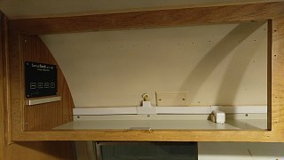 Click image for larger version  Name:Kitchen Cabinet Conduit Done 1.jpg Views:38 Size:156.8 KB ID:362421