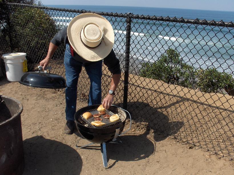 Click image for larger version  Name:HPIM0847 Larry cooking brunch.jpg Views:112 Size:132.9 KB ID:38172