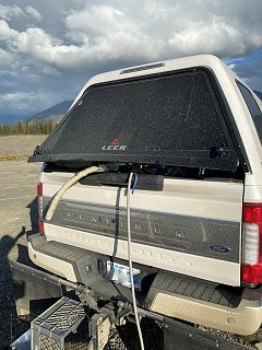 Click image for larger version  Name:generator exhaust Ford F350.jpg Views:19 Size:454.8 KB ID:382875