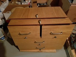 Click image for larger version  Name:Hardware Reinstalled on Bedroom Cabinet Doors and Drawers.jpg Views:23 Size:265.3 KB ID:385753