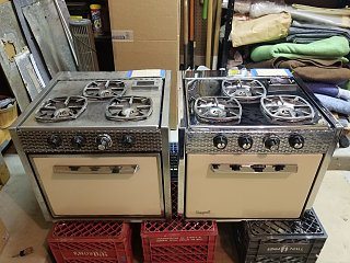 Click image for larger version  Name:Original and Restored Stoves Side by Side.jpg Views:7 Size:444.9 KB ID:387315