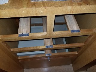 Click image for larger version  Name:Credenza Drawer Lock Reinforcement Plates Added.jpg Views:14 Size:319.1 KB ID:390382
