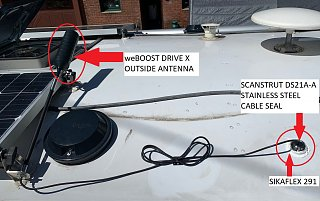 Click image for larger version  Name:weBoost Drive X Roof Antenna Install - FC25FB Airstream.jpg Views:28 Size:295.9 KB ID:392758