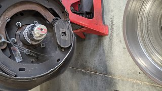 Click image for larger version  Name:Rear brake assembly and drum.jpg Views:13 Size:257.6 KB ID:403820