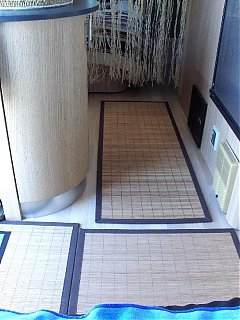 Click image for larger version  Name:HPIM1081Bamboo rug by wardrobe closet.jpg Views:122 Size:91.7 KB ID:41536