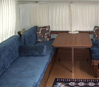 Click image for larger version  Name:1new interior forward dinette with fold down table.JPG Views:136 Size:315.5 KB ID:41969