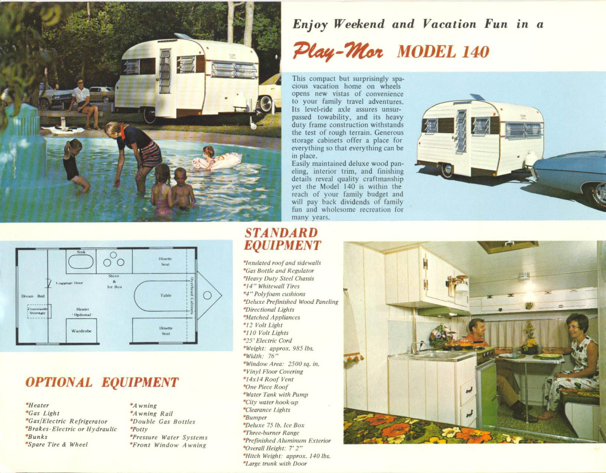 My new SOB toy – a 13' Play-Mor - Page 2 - Airstream Forums