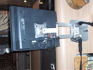 Click image for larger version  Name:HPIM1370 LCD bracket swiveled 180 degrees.jpg Views:112 Size:77.8 KB ID:45650