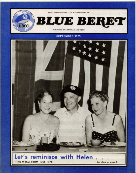 Click image for larger version  Name:Blue Beret September 1975 Let's reminisce with Helen...20 Years of WBCCI e-mail.jpg Views:65 Size:180.7 KB ID:45898