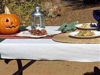 Click image for larger version  Name:HPIM1597 Brunch on table, pumpkin.jpg Views:94 Size:82.3 KB ID:46755