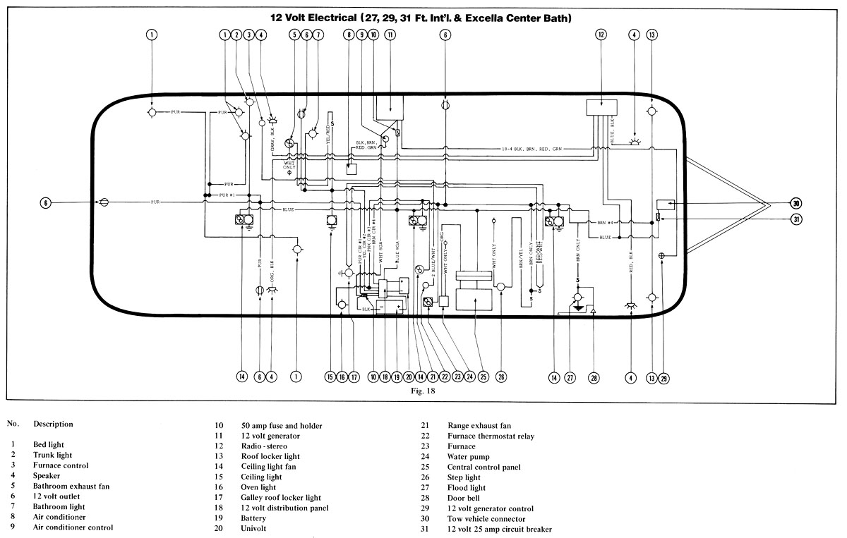 1975 Electrical Diagrams Airstream Forums Wiring Diagram 2000 Argosy Click Image For Larger Version Name 27 29 31 Schematic Mid Bath