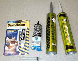 Caulking And Sealants Silicone Parbond Vulkem Amp More