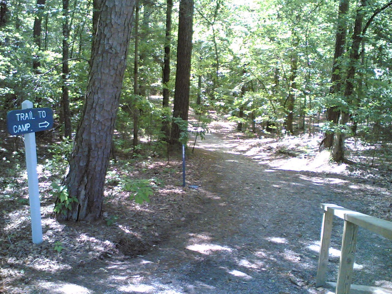 Click image for larger version  Name:Trail to camp from visitor center 5-11-08.jpg Views:58 Size:370.5 KB ID:60405