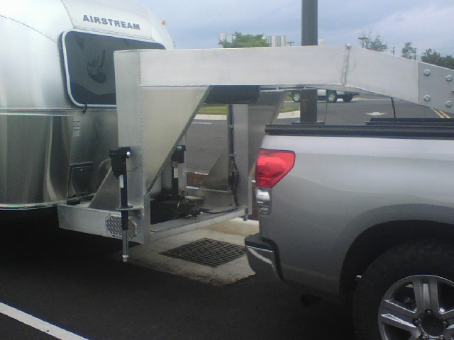 Gooseneck Vs 5th Wheel >> New Airstream 5th-Wheel/Gooseneck Trailer - Airstream Forums