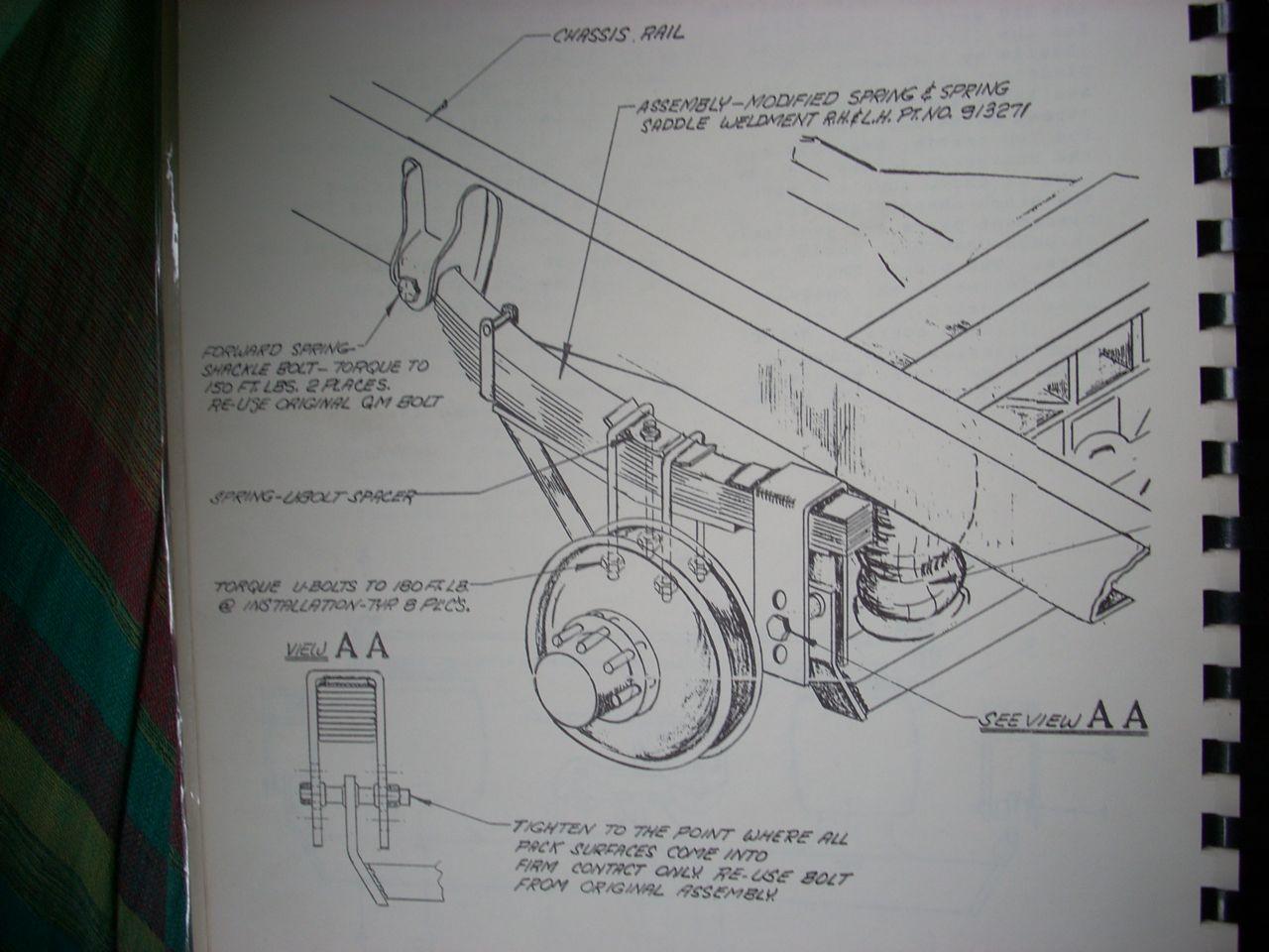 Argosy MH rear suspension - Airstream Forums