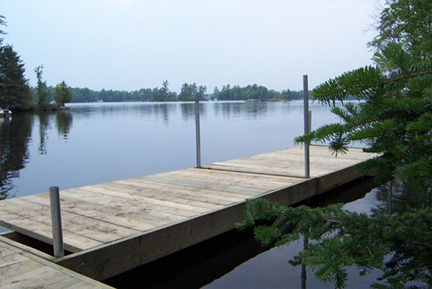 Click image for larger version  Name:Dock View out to Bay.jpg Views:178 Size:68.7 KB ID:7062