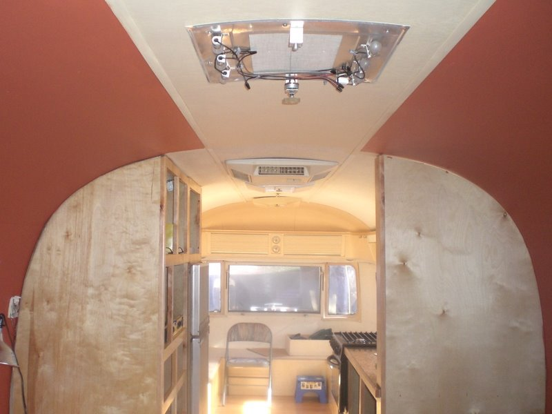 Interior Walls - Paint and Primers - Page 2 - Airstream Forums