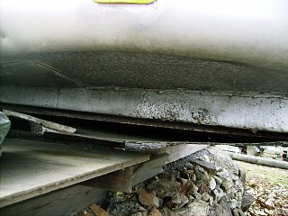 Click image for larger version  Name:Lft rear end tail drop rust delamination.jpg Views:67 Size:281.9 KB ID:72669