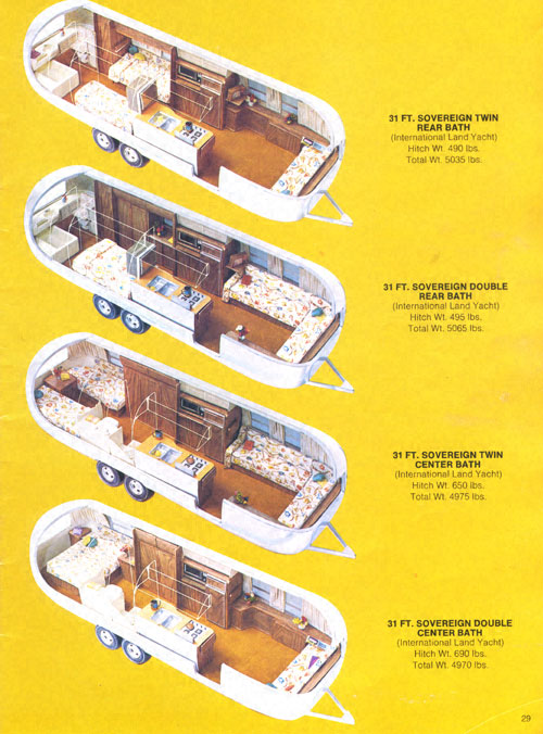 1976 sovereign floor plan pic? - airstream forums