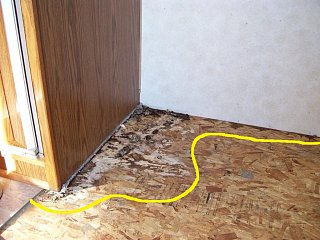 Click image for larger version  Name:Fridge Wall - Water Damage 1.jpg Views:97 Size:127.2 KB ID:74882