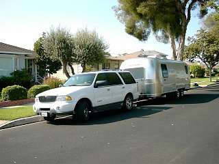 towing capacity of the lincoln navigator airstream forums. Black Bedroom Furniture Sets. Home Design Ideas
