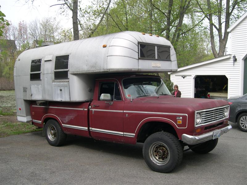 Avion Pickup Campers Airstream Forums