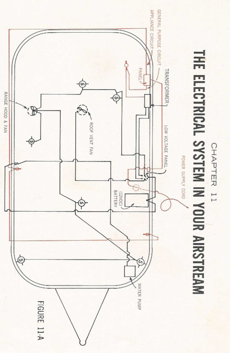 Airstream Wiring Diagram 65. Airstream Electrical, Airstream ... on airstream trailer suspension, airstream trailer frame, airstream trailer dimensions, airstream with bunk beds, airstream univolt ammeter wiring diag, airstream trailer accessories, airstream trailer brakes, airstream wedding, airstream trailer tires, airstream electrical system, airstream lights, airstream trailer cover, airstream trailer electrical layout, airstream trailer brochure, airstream trailer parts, airstream trailer plug, airstream flying cloud 30fb, airstream trailer plumbing diagram, airstream trailer wheels, airstream 12v wiring,