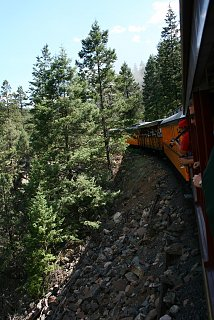 Click image for larger version  Name:DURANGO TRAIN RIDE, TILT AS ROUNDING BEND resize.jpg Views:9028 Size:313.5 KB ID:872