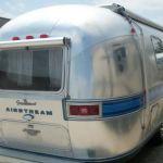 1971 Airstream Ambassador Exterior