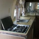 1971 Airstream Ambassador Systems and Running Gear