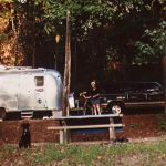 1976 Airstream Safari Tow Vehicle