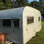 1954 Airstream Byam Holiday